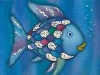 Дъга риба 25