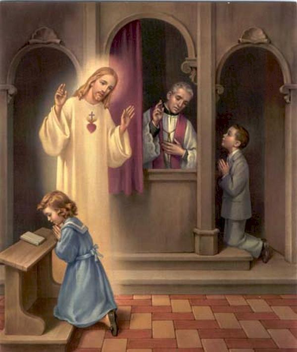 A bűnbánat szentsége és a megbékélés kirakós