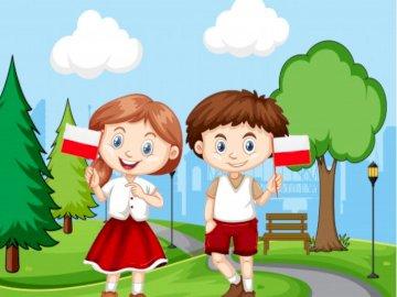 Somos polacos - Vacaciones de mayo, día de la bandera, 3 de mayo, marzo.