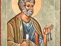 Icône de Saint Pierre l'apôtre