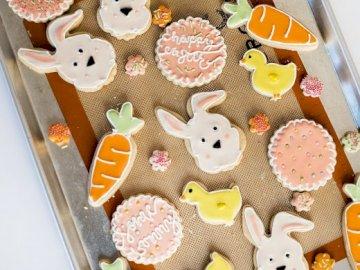 Cookies photo - Easter, cookies, food,.