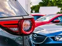2018 Mazda CX-5 задна светлина в