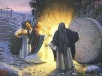 Γυναίκες μετά την ανάσταση του Ιησού