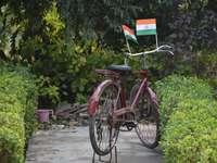 kerékpár Agra szállodában