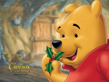 Winnie the Pooh - Kubus puzzles, 12 parts.