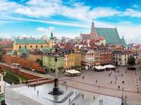 панорама на Варшава