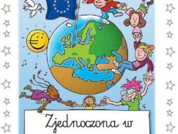Europäische Union - Wir lernen die Europäische Union und ihre Vielfalt kennen. Eine Nahaufnahme eines Stückes Papier.