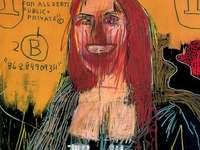 Mona Lisa - Unul dintre cele mai scumpe tablouri din lume. Graffiti pe un perete.