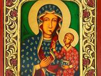 Koningin van Polen - St. Mary