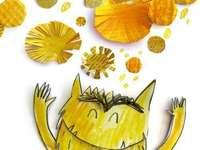 Жълто чудовище