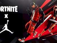 fortnte vs Nike