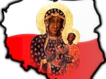Queen of Poland - Mary, Queen of Poland. A close up of a mans face.