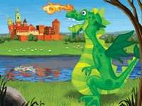 A lenda do dragão Wawel