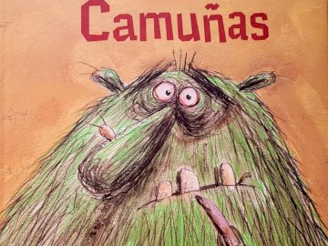 CAMUÑAS - Camuñas Warlock Puzzle. A close up of a book. The sorcerer Camuñas confuses his name. A close up o