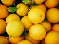 Zitronen, Essen