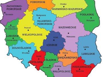 Polska i jej podział administracyjny