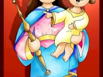 Maryja - Królowa Nieba i Ziemi - Maryja - Królowa Nieba i Ziemi.