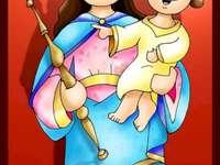Maria - Rainha do Céu e da Terra