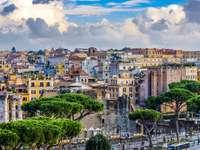 Panorama de Roma