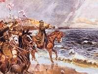 Il matrimonio polacco con il Mar Baltico, un dipinto di Wojciech Koss