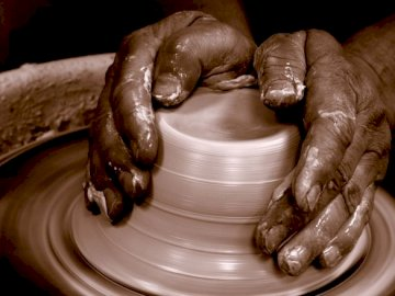 Hand Of Thee Potter - Hand Of Thee Potter