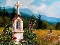 Un sanctuaire en bordure de route
