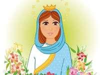 Marie - Mère de Dieu et la nôtre