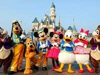 Puzzle Disneya