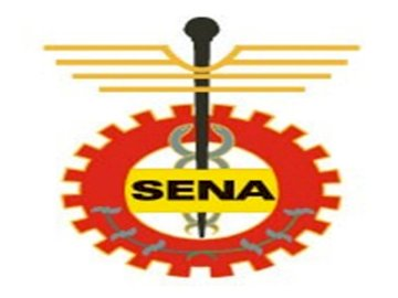 SENA SHIELD - Designed from the origins of the creation of the National Apprenticeship Service (SENA), it reflects