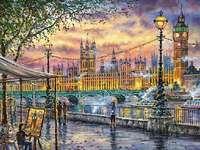 London in der Malerei. - Londyn w malarstwie