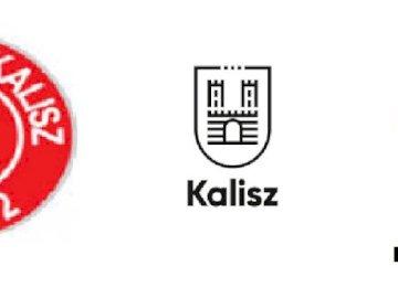 PROSNA KALISZ I KKS KALISZ - ZIOŁ PROSNY KALISZ I KKSu KALISZ. Zamknięty znak.