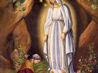 Our Lady of Lourdes - Our Lady of Lourdes.