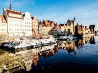 Estuve en Gdansk durante una semana para