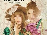 Hanna és Ashley