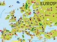 Viajando pela Europa