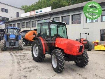 Traktor same argon - Traktor marki same argon. Idealne puzzle dla fanów traktorów jak i zarówno fanów powyższej mark