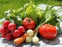 rané zeleniny