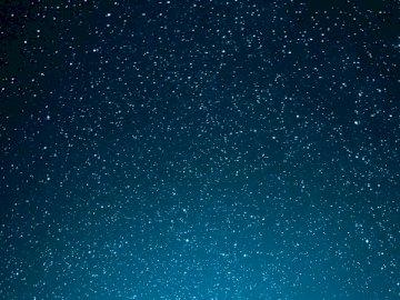 Un ciel plein d'étoiles - Photo d'étoiles. Japon.