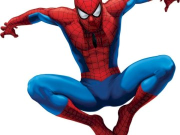 Nolan spiderman - spiderman image for nolan award. A red and blue costume.