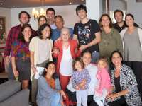 Family in Lima