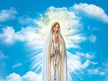 Pastuszkowie z Fatimy z Matką Bożą - Pastuszkowie z Fatimy z Matką Bożą.