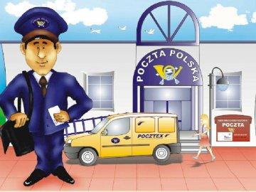 cartero 2 - conocemos la profesión de cartero.