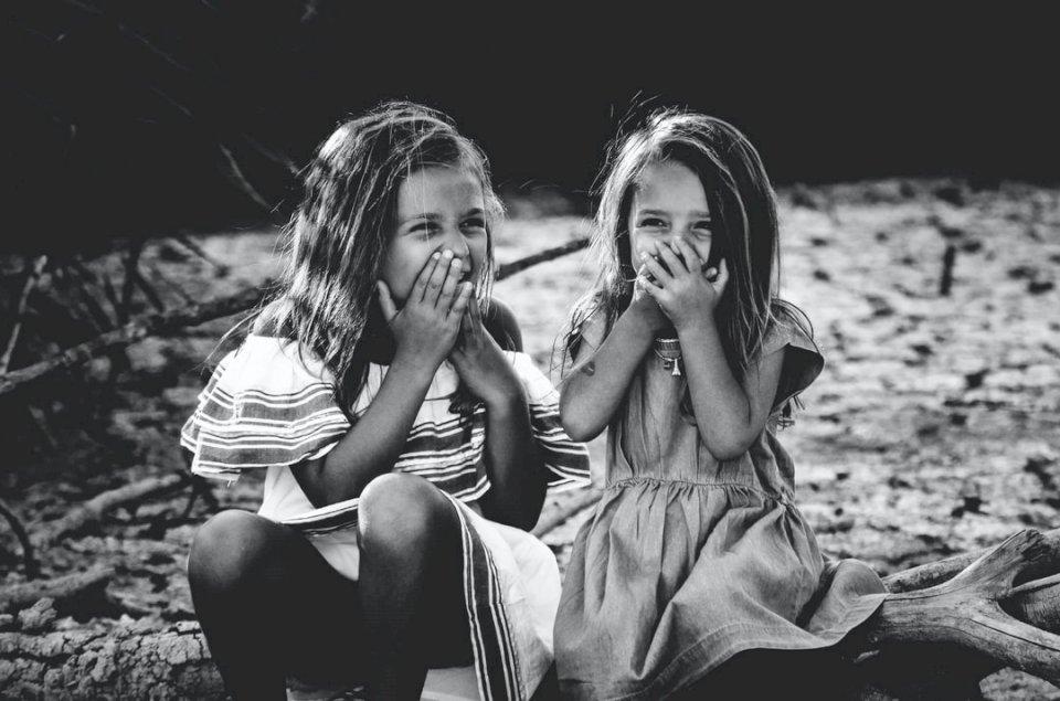 Усмихнатите сестри