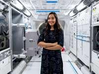 Opérations spatiales féminines