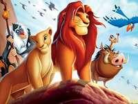De leeuwenkoning - Het is een puzzel om studenten te motiveren en ruimtelijke vaardigheden te ontwikkelen en om curricu