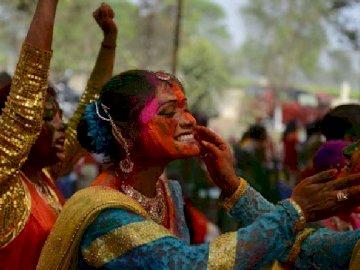 Holi Festival - Święto Holi