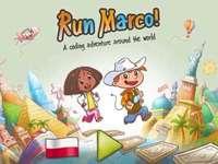 Marco no labirinto - Marco no labirinto brinca com codificação.