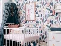 Camera per un bambino