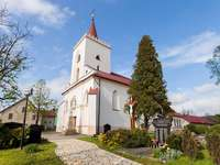 Kirche in Zalesie