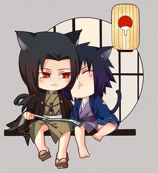Itachi en Sasuke puzzel